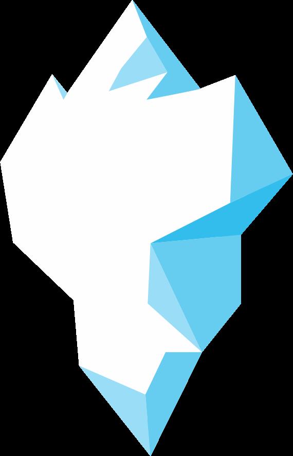 Iceburg top